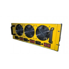 JUNXY-AC230V/400V-6.66KW Rack Mounted AC Load Bank
